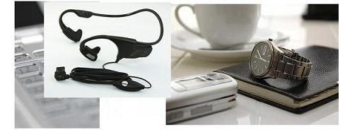携帯電話平型接続ヘッドセット